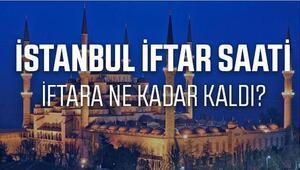 İstanbul'da iftara ne kadar kaldı İstanbul iftar saatleri ve Ramazan İmsakiyesi
