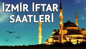 İzmirde iftara kaç saat kaldı 23 Haziran İzmir iftar saati