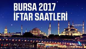 Bursa iftar saati ve 2017 Ramazan imsakiyesi