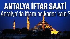 Antalya iftar saati ve 2017 Ramazan imsakiyesi