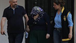 O kadın tutuklandı... Ağlıyor diye bebeğini...