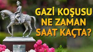 2017 Gazi Koşusu ne zaman saat kaçta yapılacak Gazi Koşusunda hangi kanalda yayınlanacak