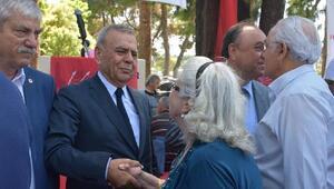 CHP İzmir teşkilatı bayramlaştı