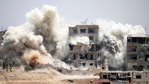 ABD'nin Suriye'de İran çelişkisi