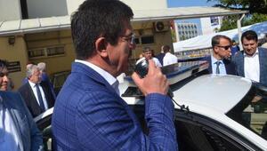 Bakan Zeybekci, polislerin bayramını telsizden kutladı