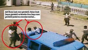 Sivil imamların 16 Temmuz görüntüleri ortaya çıktı: 5'i bir arada