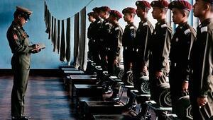 Myanmar ordusundan çocuk asker kullanan personele ceza