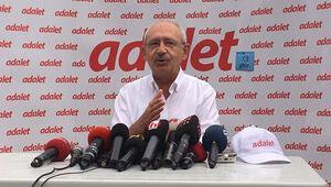 Kılıçdaroğlundan Adalet Yürüyüşünün 13. gününde açıklama: 12 maddelik genelge hazırladık