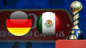 Almanya Meksika maçı bu akşam saat kaçta hangi kanalda canlı olarak yayınlanacak - 2017 FIFA Konfederasyonlar Kupası
