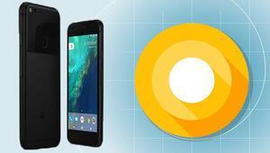 Android O yüklenebilecek telefonların listesi
