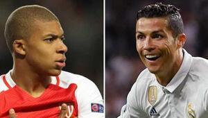 Ronaldoyu tahtından o indirecek