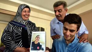 Nur Tatar Askari: Madalyam Türkiyeye armağan olsun