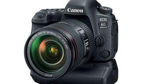 Canon 6D Mark 2 ortaya çıktı