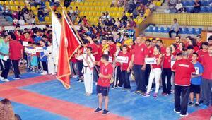 Kırıkkalede yaz spor okulları start aldı