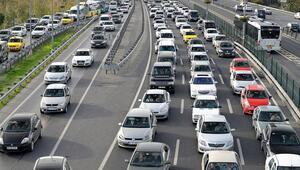 Trafikte en saygılı araçlar beyaz, en hırçını kırmızı, bordo, mavi