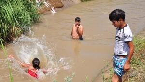 Valilik uyardı, sulama kanalına girenlere ceza var