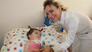 Sağlık Müdüründen Duruya umut veren ziyaret