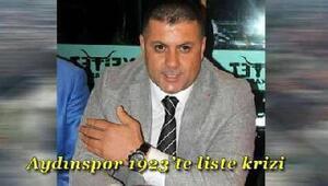 Hüsamettin Artan, Aydınspor 1923 Kulübünün başkanlığına aday oldu