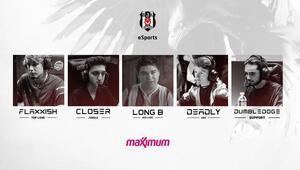 Beşiktaş JK Esportsa Maximum destek
