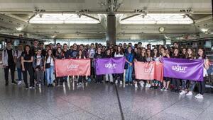 Uğur Okulları yurt dışında lise eğitimi imkanı sağlıyor