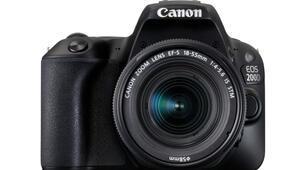 Canon EOS 200D tanıtıldı İşte özellikleri