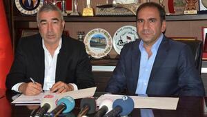 Sivasspor Aybabayla 2+1 yıllık sözleşme imzaladı