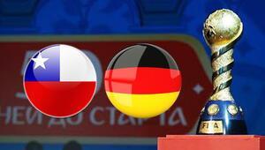FIFA Konfederasyonlar Kupası finali (Şili- Almanya maçı) ne zaman saat kaçta hangi kanalda
