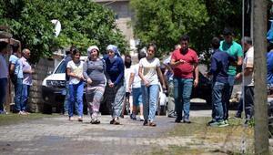 Silahlı saldırıda öldürülen Ak Parti Lice İlçe Başkan Yardımcısı Mercan toprağa verildi