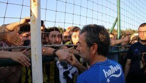 Valbuena yayla havasına ve tesislere hayran kaldı (FOTOĞRAFLAR)