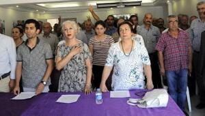 Gaziantepte HDPlilerden Sivas anması