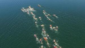İznik Triatlon Yarışlarına büyük ilgi