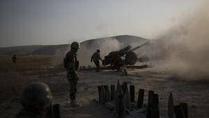 İran, Kuzey Iraktaki dağlık bölgeyi vurdu