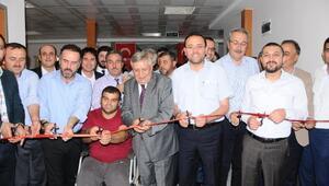 Kozaklı Fizik Tedavi ve Rehabilitasyon Merkezi ek binası açıldı