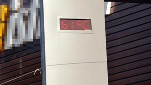 Rekoru yine o ilçe kırdı: 61 derece
