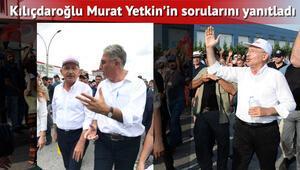 Kılıçdaroğlu: Bu yürüyüşün sonucunda…