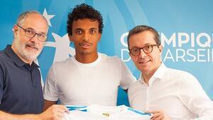 Olympique Marsilya, Luiz Gustavoyu renklerine bağladı