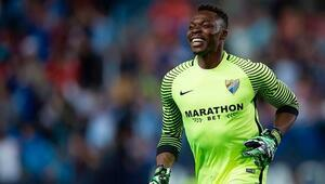 Fenerbahçeye ilk Afrikalı kaleci