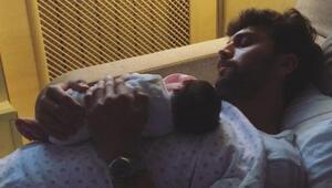 Can Nergis, ilk kez babalık sevinci yaşadı