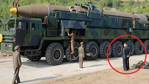 K. Kore Japon sularına doğru balistik füze fırlattı