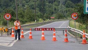 Bolu Dağı Tünelinin Ankara yönü 10 gün kapalı