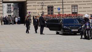 Viyana Büyükelçisi görevine başladı
