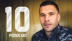 Podolski: Bambaşka ve yeni bir kültürle tanışacağım