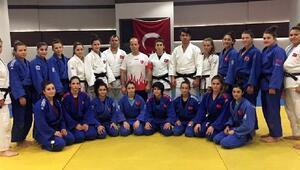 Judo da Genç Milliler Balkan Şampiyonasına hazır