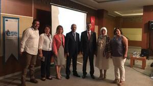 Kuşadasında uluslararası sosyal girişimcilik konferansı