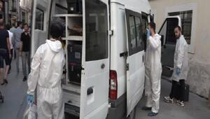 Faslı turist kadın otel odasında öldürüldü