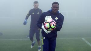 Kameni Fenerbahçede ilk idmanına çıktı
