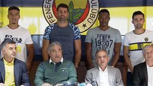 Fenerbahçede imza şov