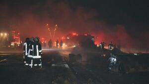 Tanker faciası kurbanları toprağa verilecek