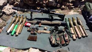 Siirt Valiliği: Herekol Dağında 12 Hazirandan beri 24 PKKlı etkisiz hale getirildi
