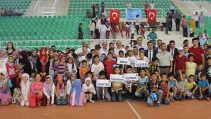 Keskinde Yaz Spor Okuluna start